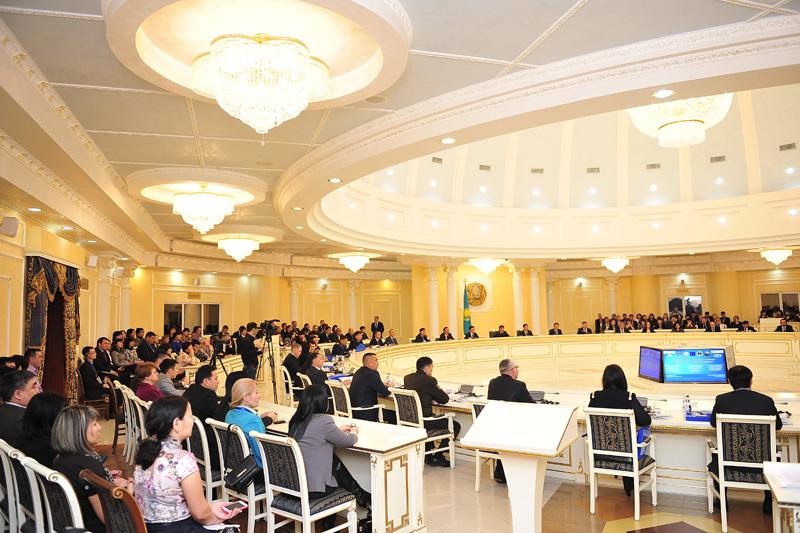 Teilnehmerinnen und Teilnehmer der Konferenz