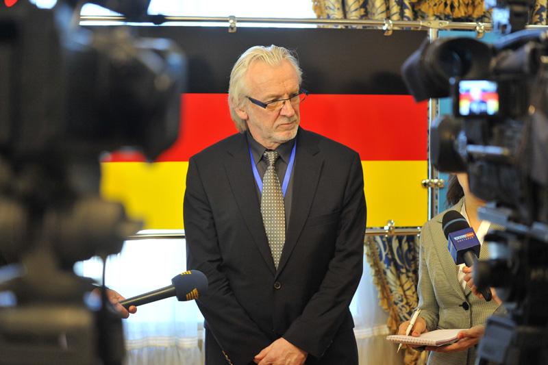 Jürgen Maurer, Vizepräsident des Bundeskriminalamtes a.D.