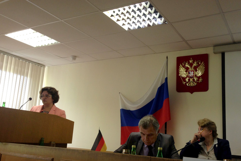Contributor Prof Dr Julia Kharitonova
