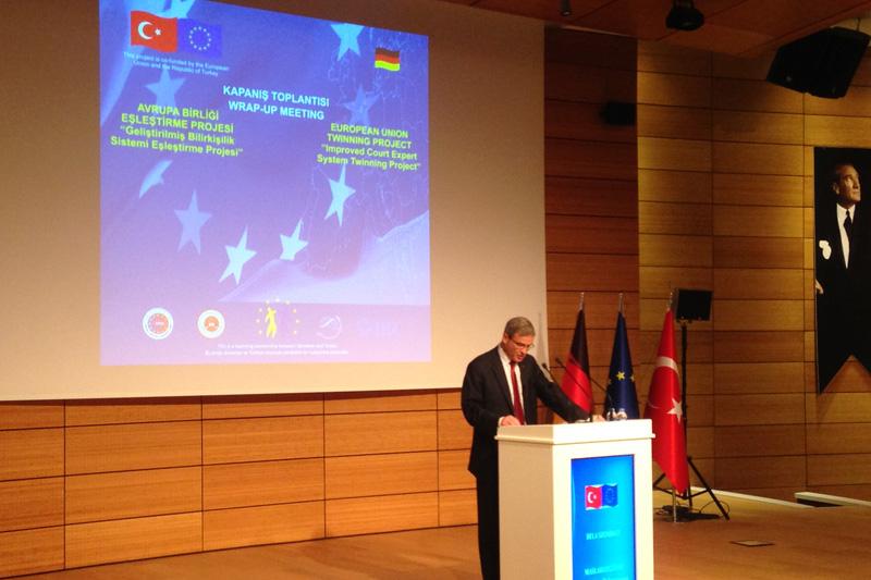 Bela Szombati, Stellvertretender Leiter der EU-Delegation in der Türkei