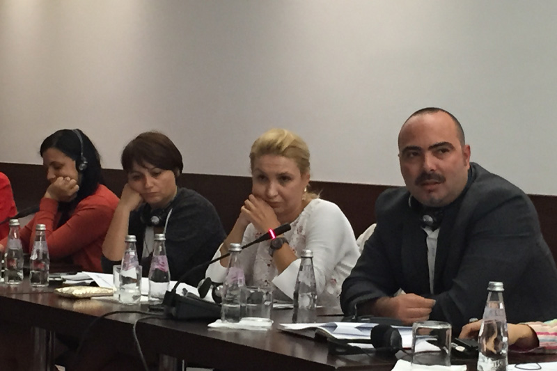 Employees of the Constitutional Court of Albania