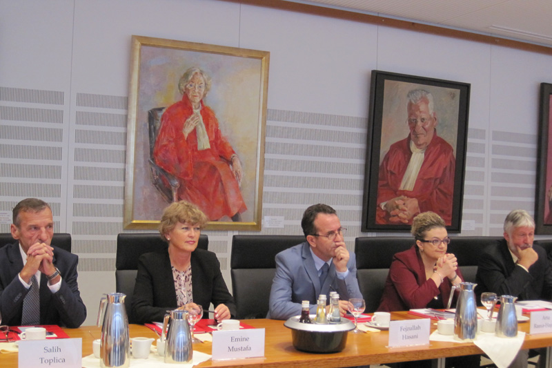 Expert discussion at the German Federal Constitutional Court
