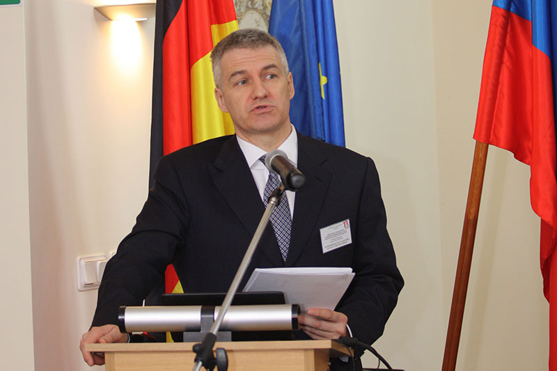 Artur O. Parfentschikow, Head of the Federal Service for the Judiciary, Supreme Court Bailiff of the Russian Federation
