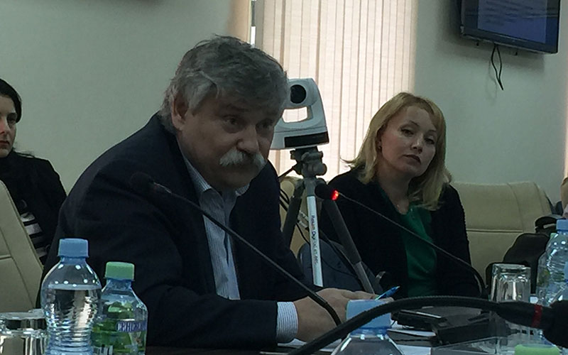 Viktor Sidnev, former Mayor of the town of Troitsk, introduces the concept of accelerating the growth of small and medium-sized enterprises by increasing the motivation of communities to increase budget revenue under the conditions of the economic crisis