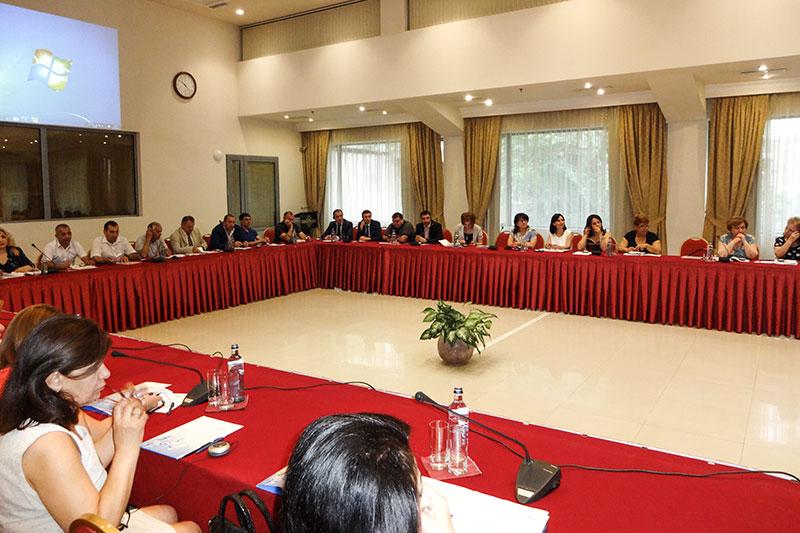 Notarinnen und Notare der Republik Armenien