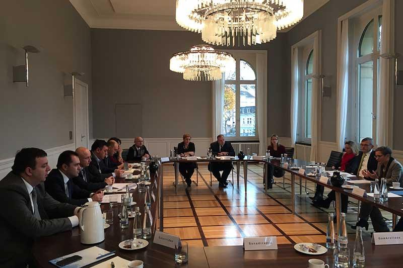 Fachgespräch beim BGH in Karlsruhe