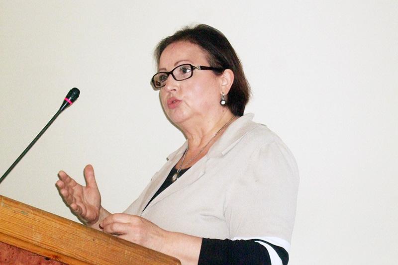 Dragana Boljević, President of the Judges' Association of Serbia