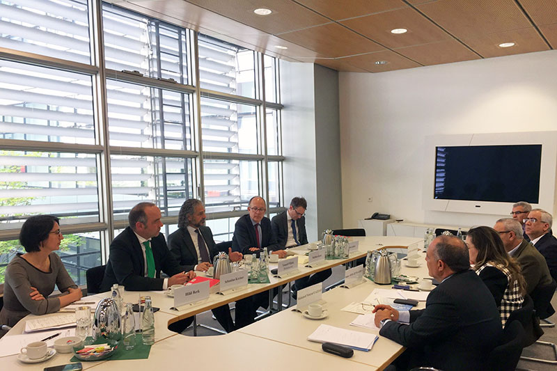 Expert discussions at the German Federal Ministry of Justice and Consumer Protection (BMJV)
