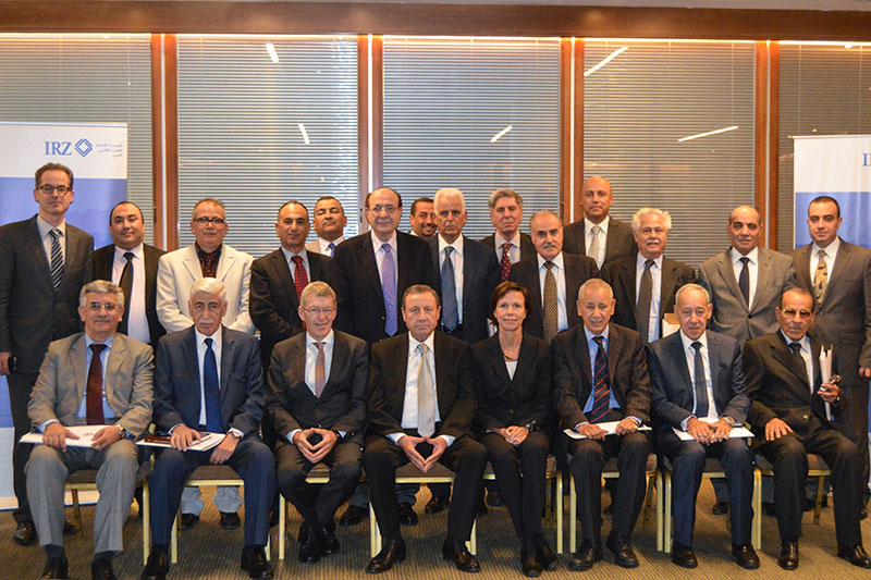 Participants in the conference. Also present: Judges at the German Federal Constitutional Court, Prof. Dr. Michael Eichberger (1st row, 3rd from left) and Prof. Dr. Gabriele Britz (1st row, centre)