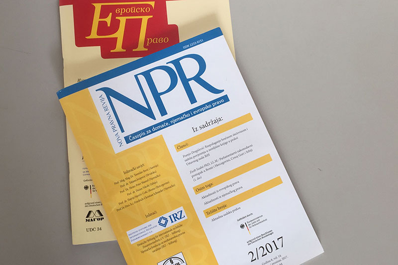 Latest editions of NPR and EP