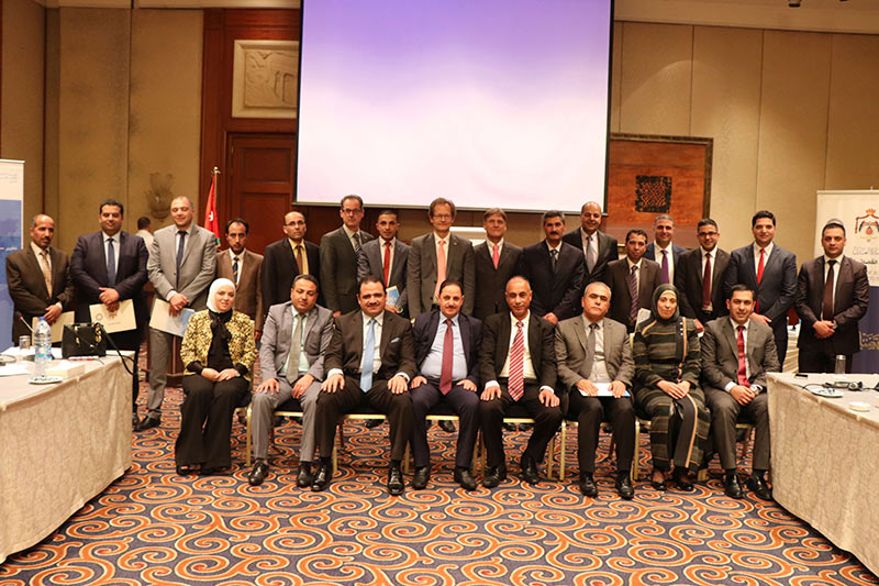 Experts and participants in the seminar