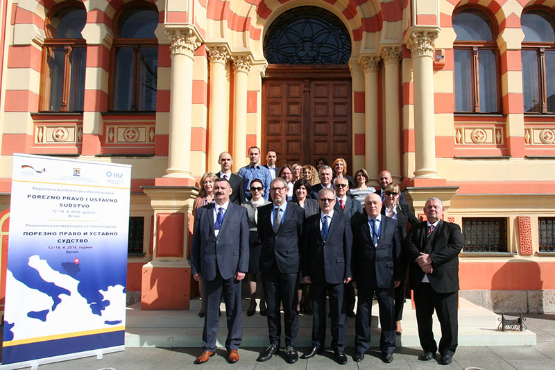 "The iStR 13/2018 journal reports extensively on the conference ""The Tax Law in Constitutional Jurisprudence"" held in the eastern Bosnian town of Brčko from 12 to 14 April 2018."