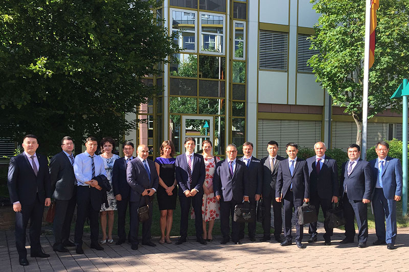 Visit to the German Centre for Combating Cyber Crime in Gießen