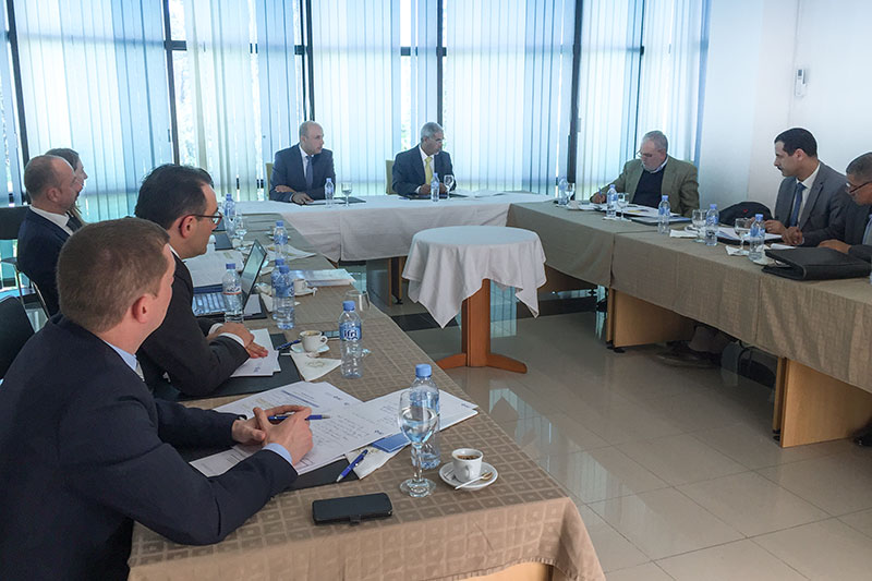 Second meeting of the Reform Commission for the Algerian prison system in Algiers