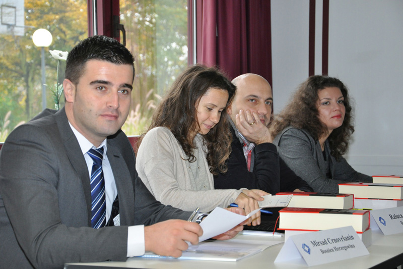 Introductory seminar on the internship programme for criminal court judges and public prosecutors