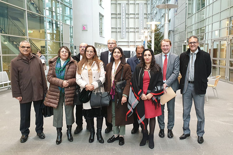 "Study trip on the topic ""Integrity of constitutional court judges"""